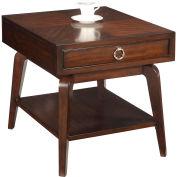 Bassett Mirror Co, T2715-200EC, Omni Rectangular End Table