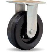 Hamilton® Standard Cold Forged Rigid 6 x 2 Plastex Roller 900 Lb. Caster