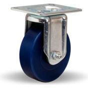 Hamilton® Hi-Lo Light Duty Rigid 4 x 1-1/4 Unilast® Roller 400 Lb. Caster