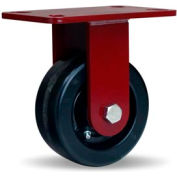 Hamilton® Heavy Service Rigid 5 x 2 Plastex Roller 1000 Lb. Caster