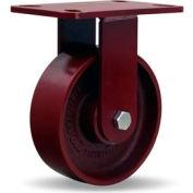 Hamilton® Heavy Service Rigid 6 x 2 Metal Ball 1400 Lb. Caster