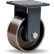 Hamilton® Workhorse Forged Rigid 5 x 2 Forged Roller 1500 Lb. Caster
