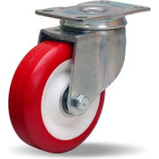 Hamilton® General Utility Swivel 4 x 1-3/8 Poly-Tech Ball 325 Lb. Caster