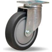 General Utility 2-1/2x3-3/4 Swivel 5x1-3/8 Versa-Tech Ball 275lb Caster