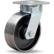 Endurance Kingpinless 4x4-1/2 Swivel 6x2 Forged Tapered 2000lb Caster