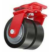 Hamilton® Extra HD Forged Swivel 8 x 3 Duralast™ Tapered 5000 Lb. Caster
