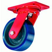 Hamilton® Extra Heavy Service Swivel 6 x 2 Duralast™ Ball 1200 Lb. Caster