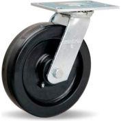 Hamilton® General Service Swivel 8 x 2 Plastex Roller 900 Lb. Caster