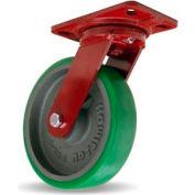Hamilton® Heavy Service Swivel 8 x 2 Duralast Ball 1500 Lb. Caster