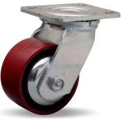 Thread Guard Cold Forged 4x4-1/2 Swivel 4x2 Metal Ball 900lb Caster