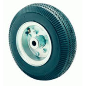"Hamilton® Pneumatic Wheel 10 x 3.40/3.00-5 - 5/8"" Roller Bearing"