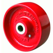 """Metal Wheel 12x2 3/4"""" Roller Bearing"""