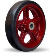 "Hamilton® Mort Wheel 12 x 2-1/2 - 1"" Roller Bearing 2-3/4"" Hub"