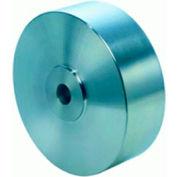 "Stainless Steel Wheel 3x1-3/8 1/2"" Plain Bearing"