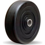 "Hamilton® Ebonite Wheel 4 x 1-1/4 - 1/2"" Oilless Bearing"