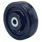 "Plastex Wheel 4x1-1/2 5/8"" Roller Bearing"