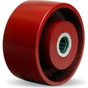 """Metal Wheel 4x2 3/4"""" Roller Bearing"""