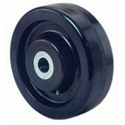"Plastex Wheel 5x1-1/2 1/2"" Roller Bearing"