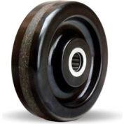 "Plastex Wheel 5x1-1/2 3/4"" Roller Bearing"