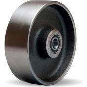 "Hamilton® Forged Wheel 6 x 2 - 1/2"" Ball Bearing"