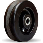 "Hamilton® V-Groove Plastex Wheel 6 x 2 - 3/4"" Roller Bearing"