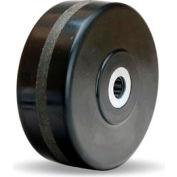 "Plastex Wheel 8x3 1"" Roller Bearing"