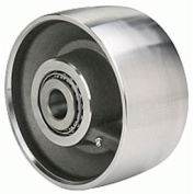 "Hamilton® Forged Wheel 8 x 4 - 1-1/4"" Tapered Bearing"