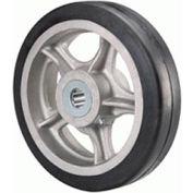 "Rubber On Aluminum 9x2 3/4"" Roller Bearing"