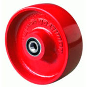 """Metal Wheel 9x2-1/2 3/4"""" Ball Bearing"""