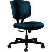 HON® HON5721HNT90T Volt Armless Task Chair, Mariner Polyester