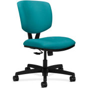 HON® HON5723HCU96T Volt Armless Task Chair, Glacier Polyester