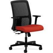 HON® HONIT106CU42 Ignition Adjustable Arm Low-Back Task Chair, Poppy