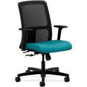 HON® HONIT106CU96 Ignition Adjustable Arm Low-Back Task Chair, Glacier