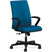 HON® HONIW099NR90 Ignition Fixed Loop Arm Mid-Back Task Chair, Regatta