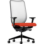 HON® HONN102CU42 Nucleus Adjustable Arm Task Chair, Poppy