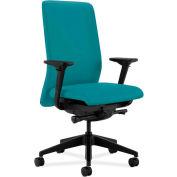 HON® HONN104CU96 Nucleus Adjustable Arm Task Chair, Glacier Polyester