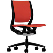 HON® HONRW103ONCU42 Purpose Armless Mid-Back Task Chair, Poppy Polyester