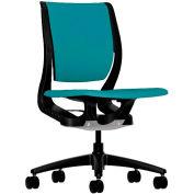 HON® HONRW103ONCU96 Purpose Armless Mid-Back Task Chair, Glacier Polyester