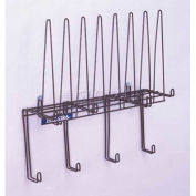 "Horizon Mfg. 4 Pair Glove and Hat Rack, 2016, 2-1/2""L"