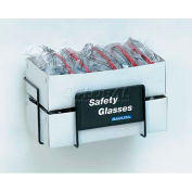 "Horizon Mfg. Safety Glasses Dispenser, 4006, 12""L"