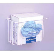 "Horizon Mfg. Shoe Cover Dispenser Rack, 8-1/4""H x 13""W x 6-3/4""D"