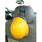 "Horizon Mfg. Over The Seat Hard Hat Rack, 5002, 3""L X 7-3/4""W X 6""H"