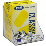"Horizon Mfg. 200 Pair Foam Ear Plug Tray, Clear Plastic, 5130, 10-1/2""L"