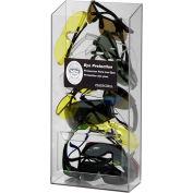 "Horizon Mfg. 20 Pair Safety Glass Dispenser, 5143 Clear, Plastic, 5143, 7-3/4""L"