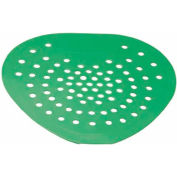 Health Gards® Vinyl Urinal Screen, Citrus, 12/Case, 03905