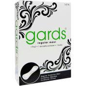 Gards® Maxi Pads #4 Vended Feminine Napkins, 250/Case - 147A