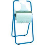 Industrial Jumbo Roll Wiper Dispenser, Floor Unit