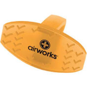 AirWorks® Bowl Clip, Citrus Grove, 12/Box, AWBC231-BX