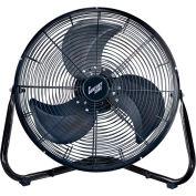 "Comfort Zone® CZHV18B High Velocity Cradle Fan 18"""