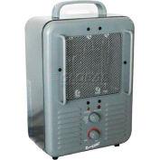 Comfort Zone® Milkhouse Utility Heater CZ798 - Gray 1300/1500 Watt